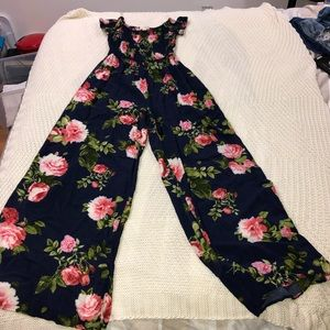 Fashion nova floral jumper